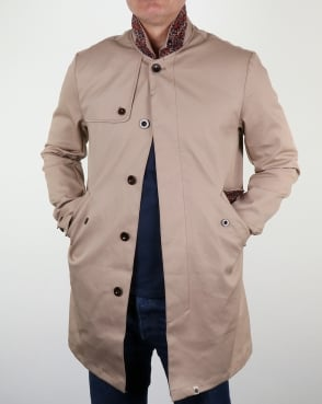 Pretty Green Layton Mac Stone