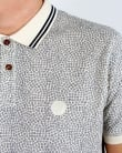 Pretty Green Mayflower Polo Shirt Stone