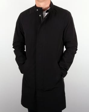 Pretty Green Millan Mac Black