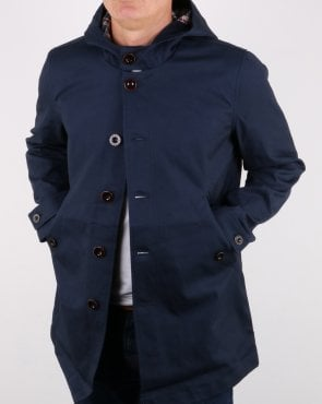 Pretty Green Millfield Jacket Navy