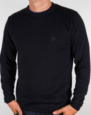 Pretty Green Mosley Jumper Navy