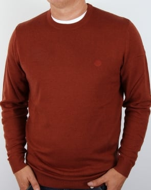 Pretty Green Mosley Jumper Spice