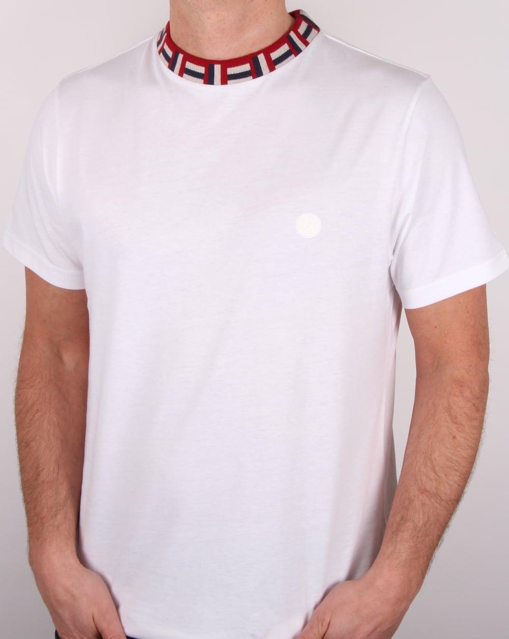 Orphan black t shirt uk - Pretty Green Plecteom T Shirt White