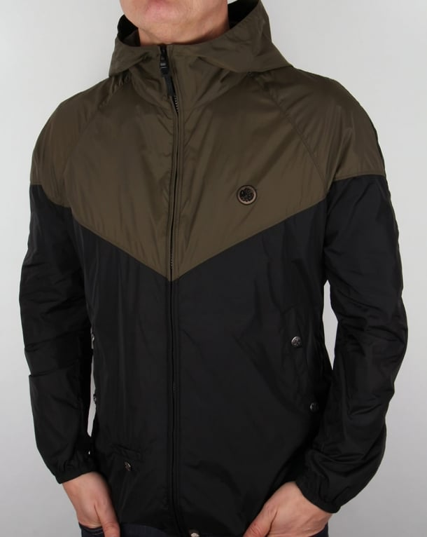 Pretty Green Reedbank Jacket Black