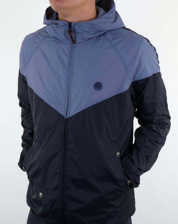 Pretty Green Reedbank Jacket Blue