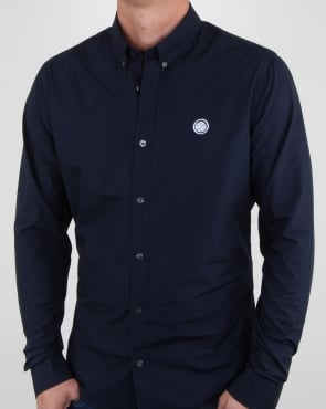 Pretty Green Shirt Navy