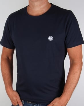 Pretty Green T-Shirt Navy