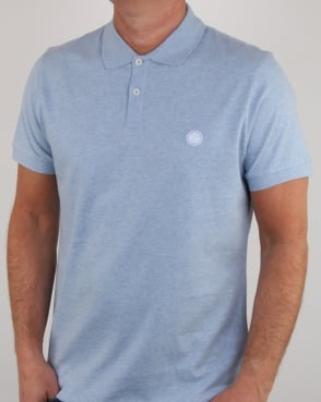 Pretty Green Tiverton Polo Shirt Blue