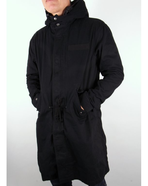 Pretty Green Winchester Parka Black