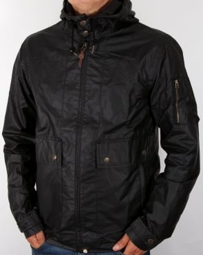 Pretty Green Wren Jacket Black