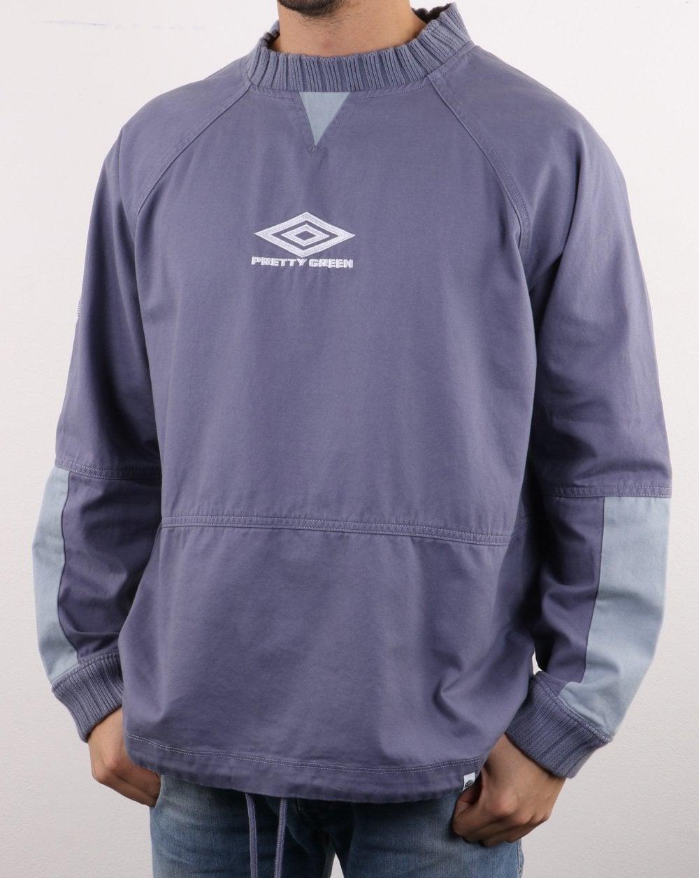 umbro drill sweatshirt