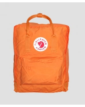 Fjallraven Kanken Burnt Orange