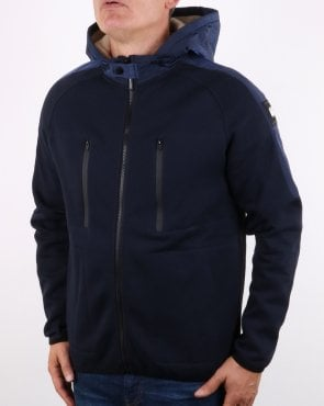 Weekend Offender Mclarnin Hoody Navy