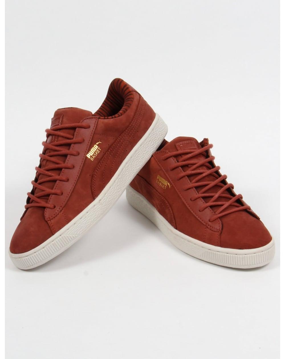 puma basket city sneakers