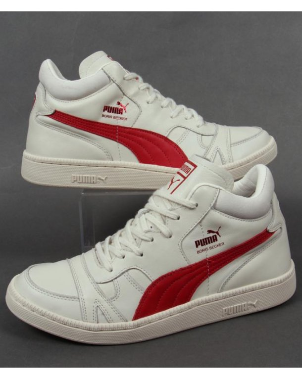 shopping special for shoe in stock Buy puma becker leather,brown puma trainers,Fine - Shoes ...