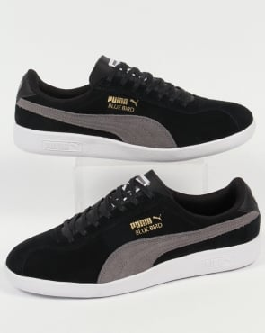 Puma Bluebird Trainers Black/Grey