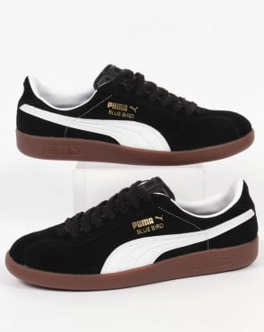 Puma Bluebird Trainers Black/White