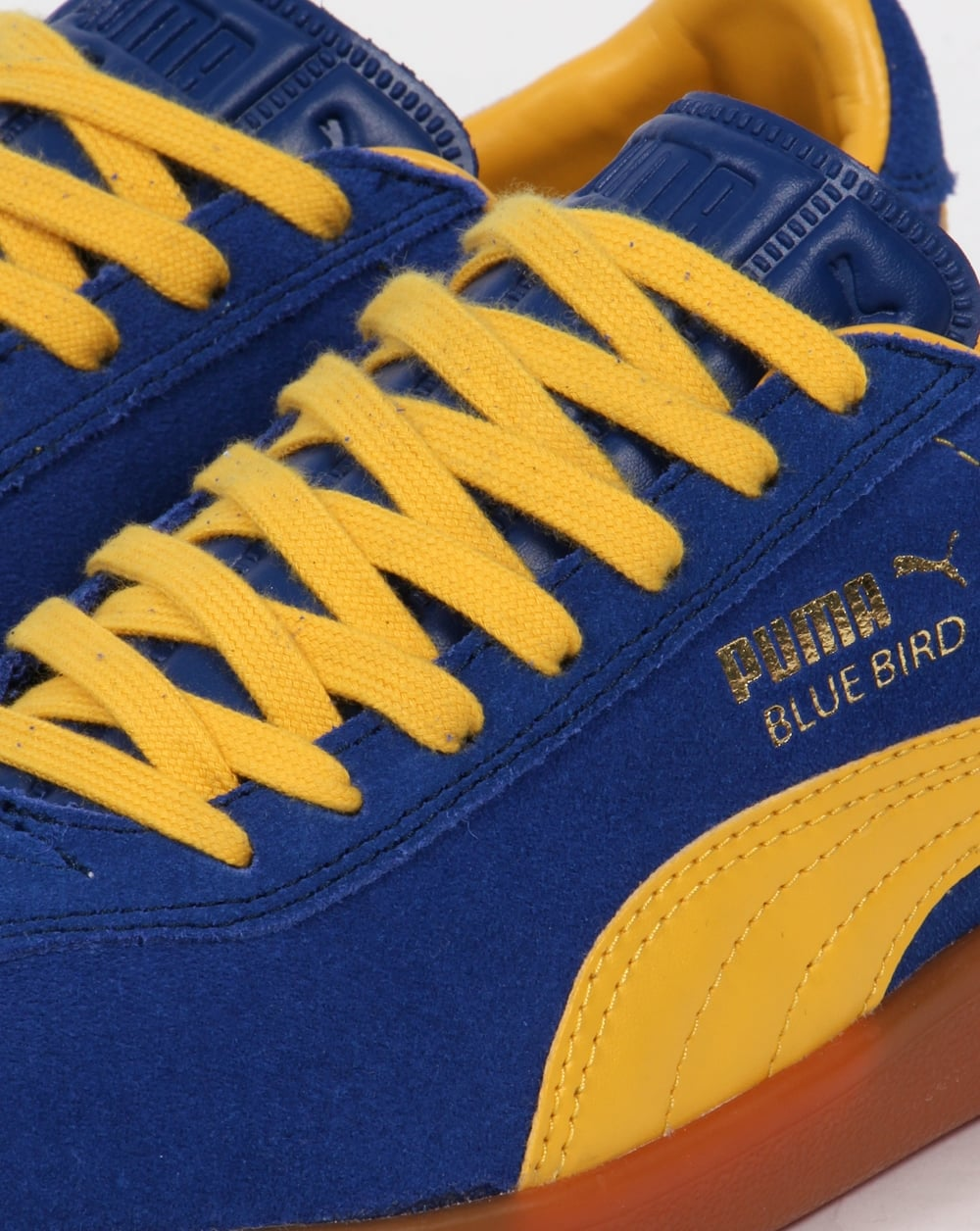 puma blue and yellow shoes off 54