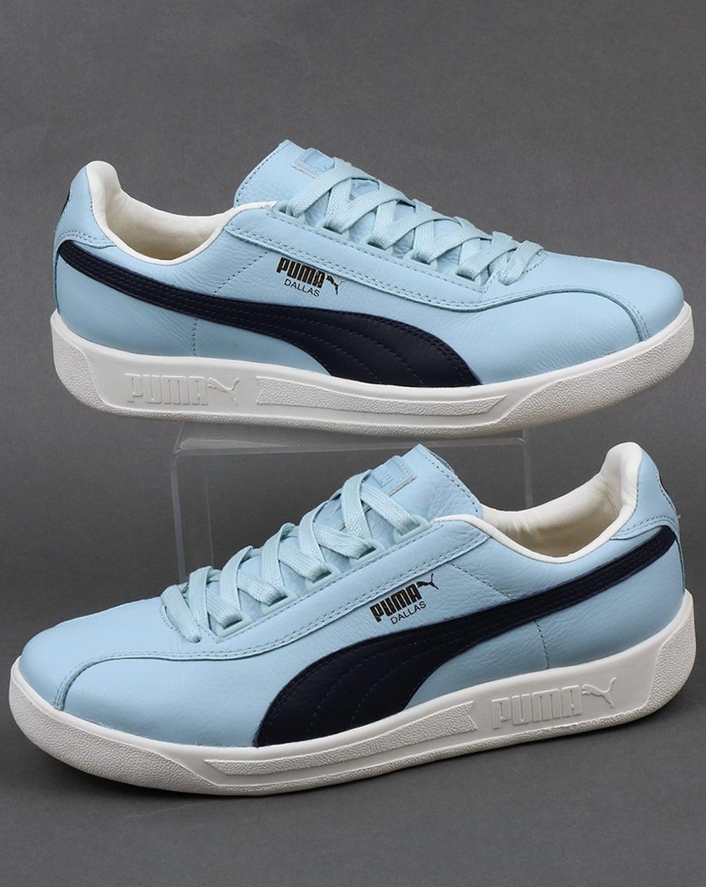Puma Puma Dallas OG MU Trainers Cool Blue 643bfe561