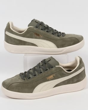 Puma Dallas OG Trainers Agave Green