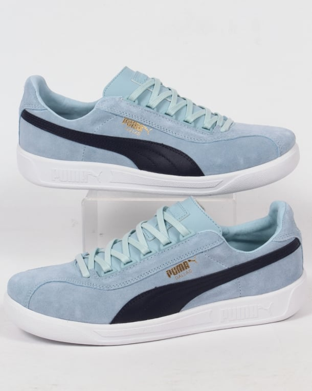 Puma Dallas Trainers Sky Blue/Navy
