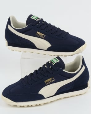 Puma Easy Rider Classic Trainers Peacoat/Whisper White
