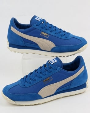 Puma Easy Rider Trainers Lapis Blue/whisper White