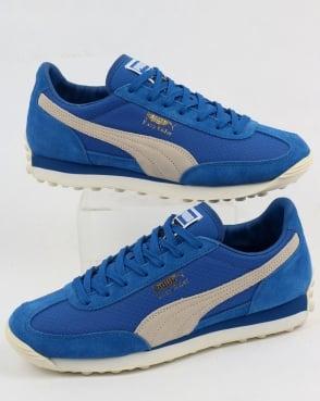 Puma Easy Rider Trainers Lapis Blue/White