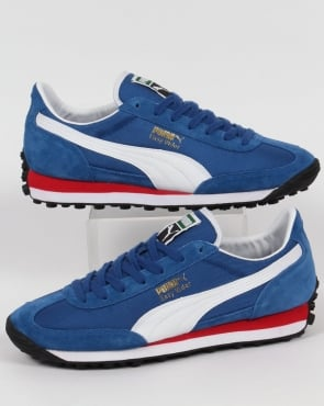 Puma Easy Rider Trainers True Blue/White