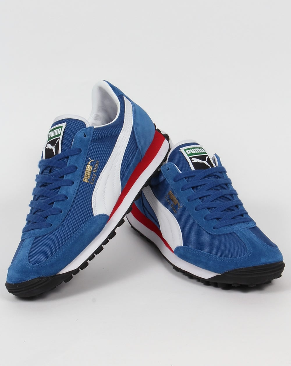 d5dd45916426 Puma Easy Rider Trainers True Blue White