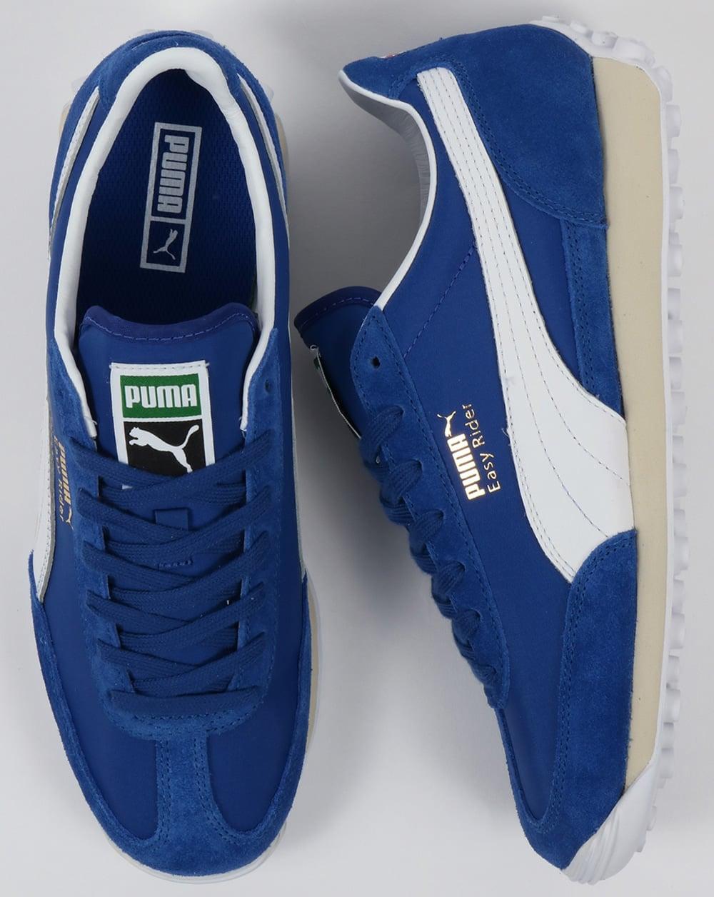 2a5e46730343 blue puma trainers