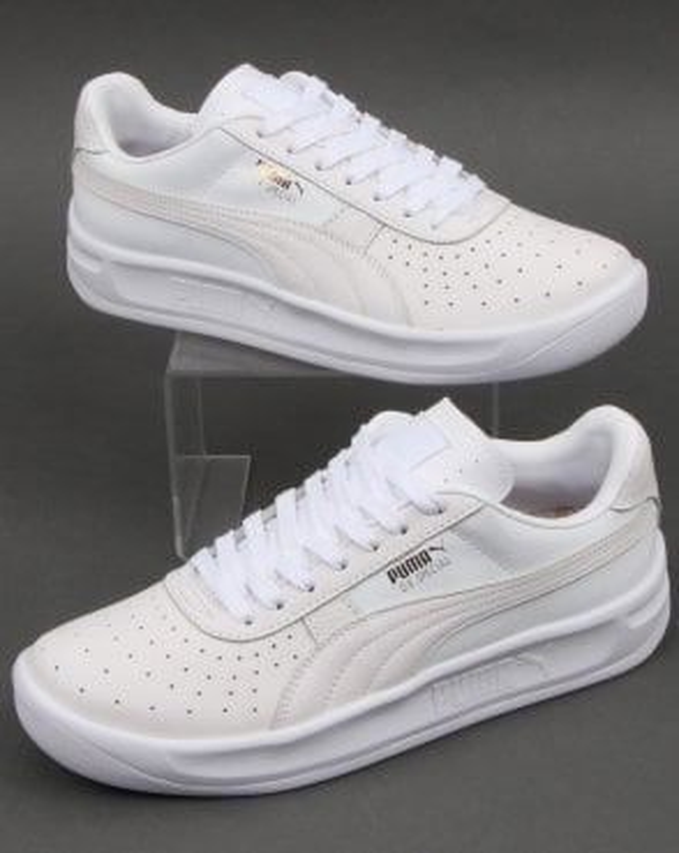 9461e584dcda Puma Gv Special Trainers White