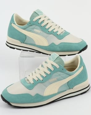 Puma Rainbow Og Trainers Blue Flower/aquifer