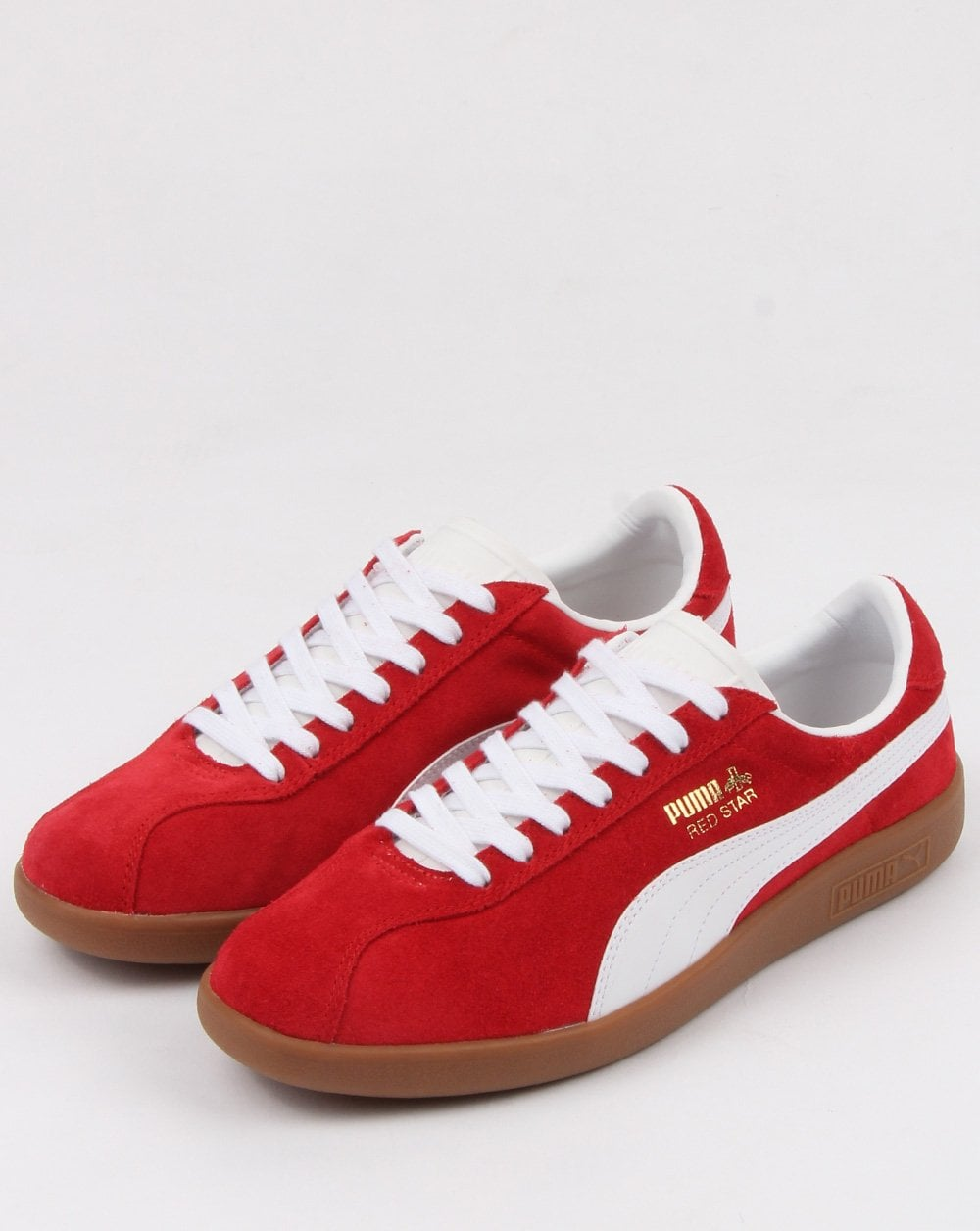 f7d2020ea4 Puma Red Star Trainer Red/white