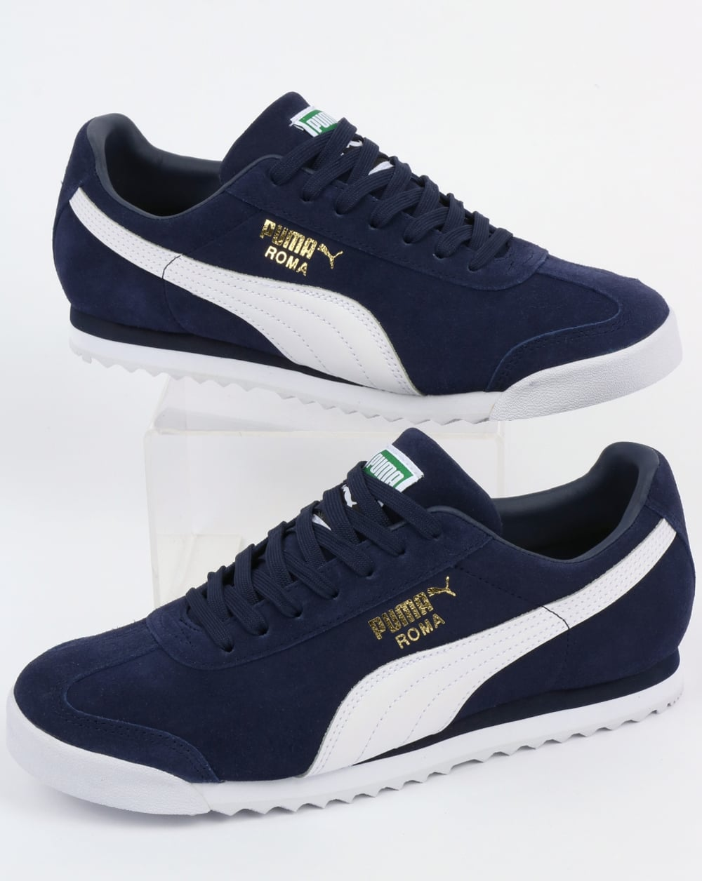 cheap suede puma trainers