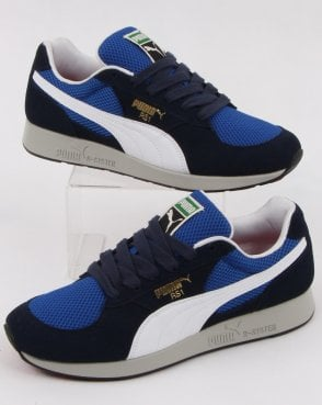6cf7539c473 Puma Rs-1 Og Trainer Royal Blue/Navy