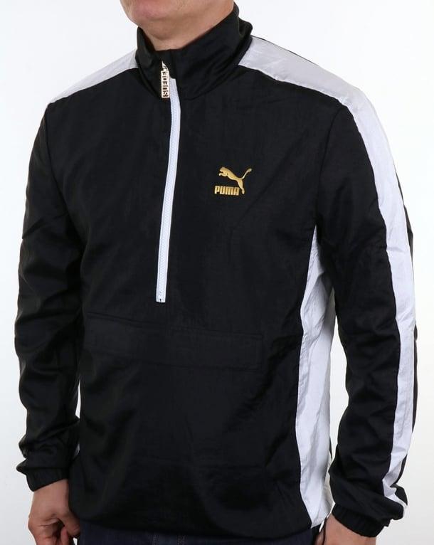 Puma Savannah Bboy Jacket Black/white