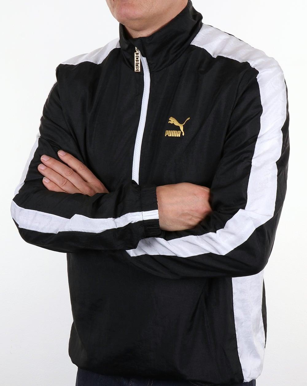 2f6a67a87b48 Puma Savannah Bboy Jacket Black white