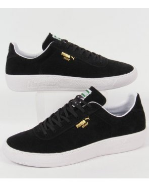 Puma Star All-over Suede Trainers Black
