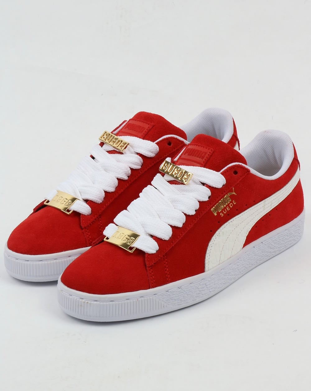 Puma Suede Classic BBOY Fabulous - Red