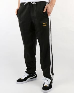 Puma T7 Bboy Track Pants Black/white