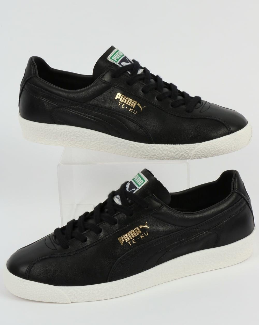 377f01ae287d1c Puma Puma Te-ku Core Trainers Black