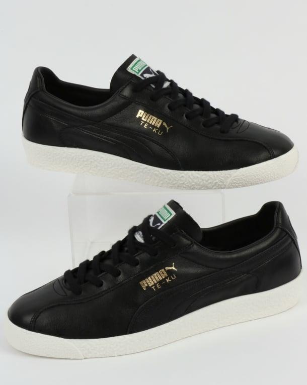 Puma Te-ku Core Trainers Black