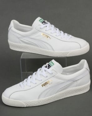 Puma Te-ku Core Trainers White
