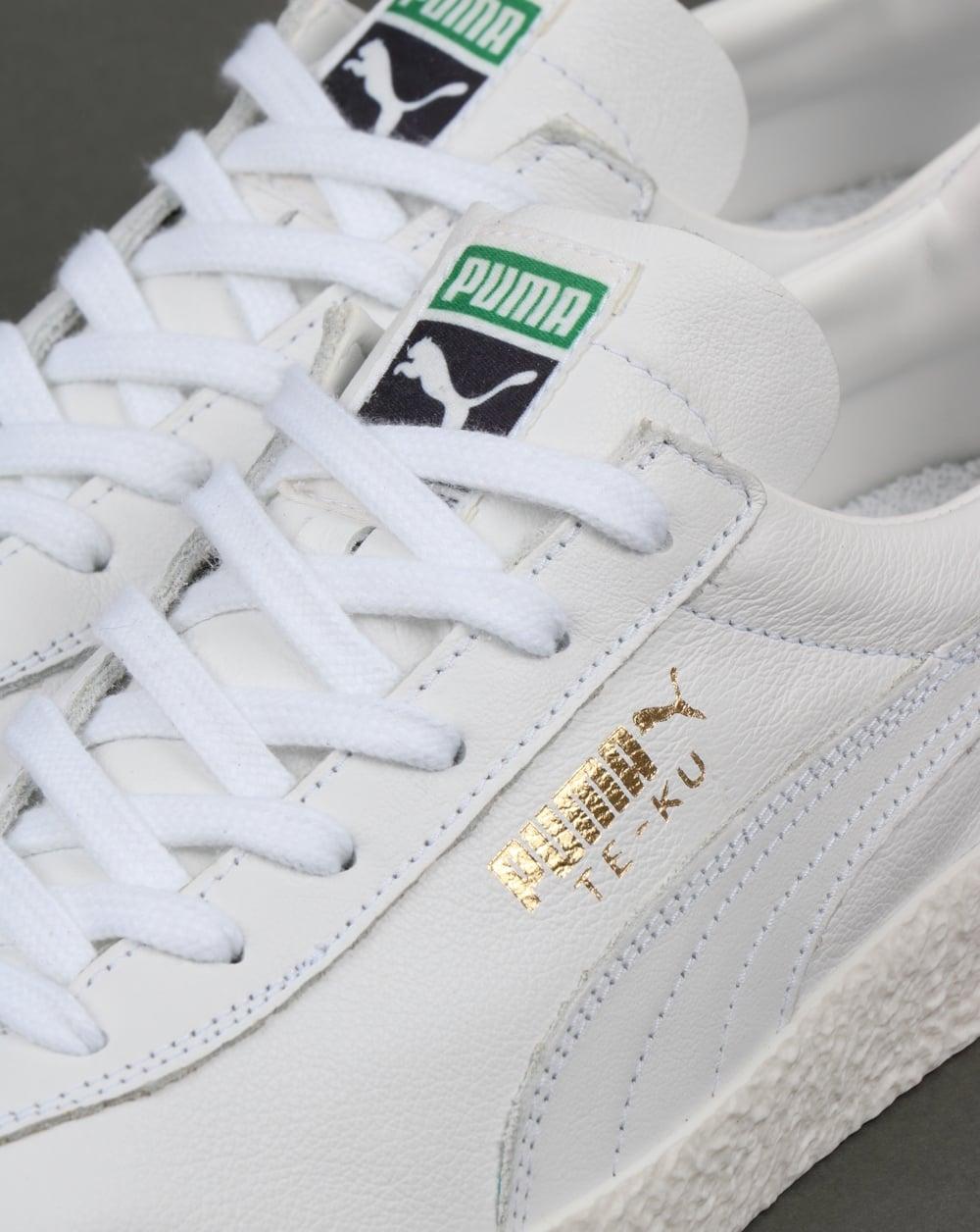 d0c529e519fd07 Puma Te-ku Core Trainers White