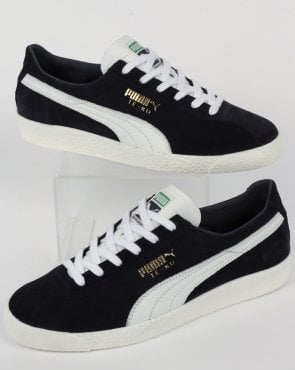 Puma Te-Ku Prime Trainer Dark Navy/White