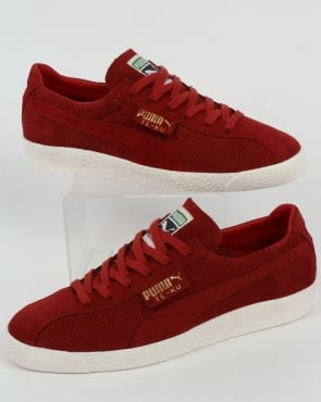 Puma Te-ku Summer Trainers Red /White