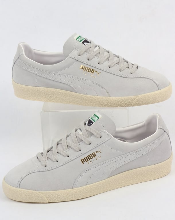 buy online 0eabf d1a74 Puma Te-Ku Trainers Puma OG White