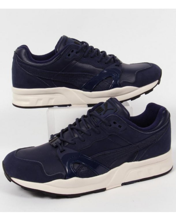 Puma Xt1 Citi Series Trainers Navy Blue