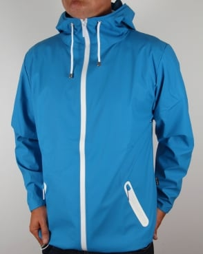 Rains Breaker Jacket Sky Blue